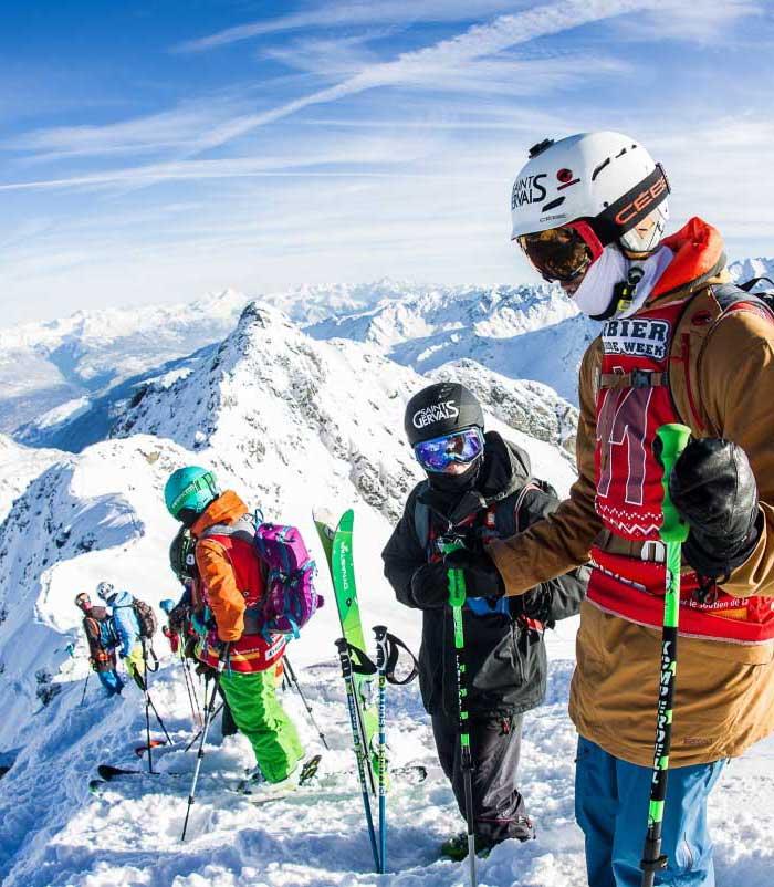 ski en cerro chapelco