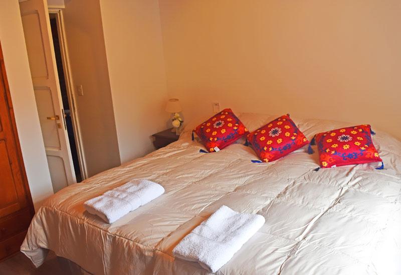 Dormitorio Cabañas Superior
