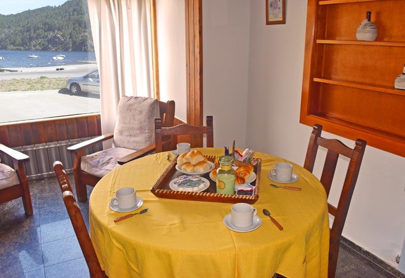 Desayuno Cabañas VIP