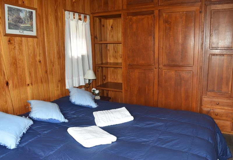 Dormitorio Cabañas VIP Superior