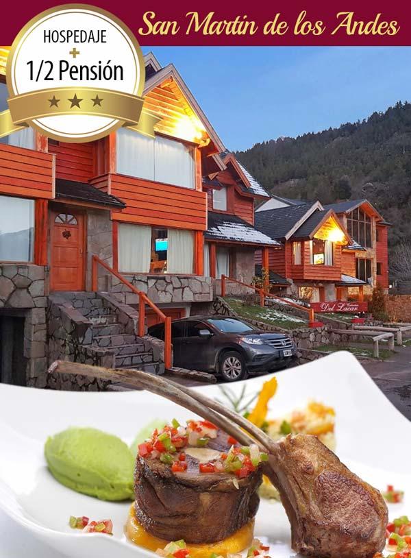 Promociones Cabañas del Lacar San Martin de los Andes
