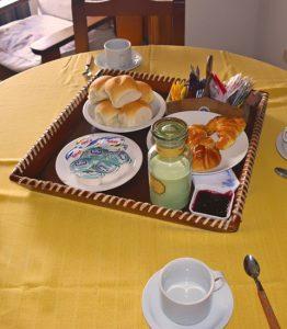 desayuno incluido