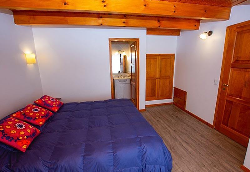 Dormitorio Cabañas VIP