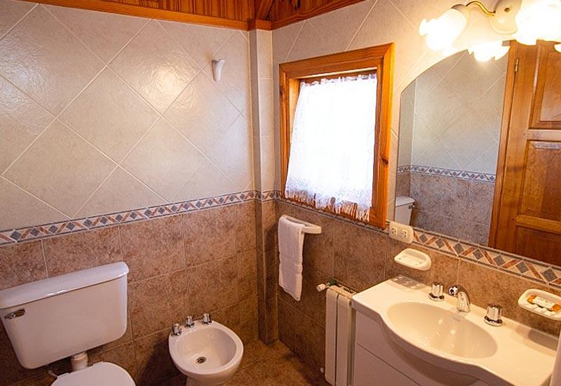 Toilette Cabañas VIP
